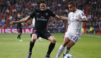 Real Madrid vence o PSG por 1 a 0