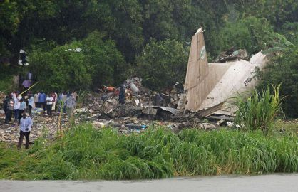 Acidente aéreo mata pelo menos 40 na capital do Sudão do Sul