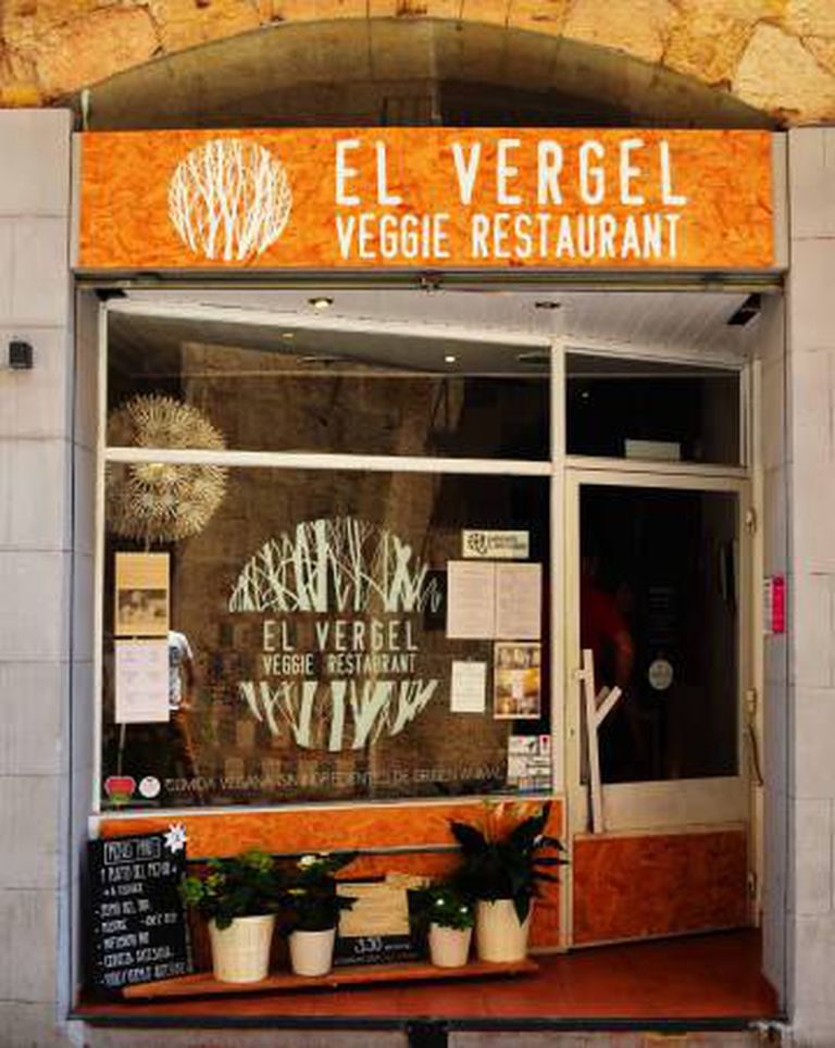O El Vergel, o restaurante vegano que proíbe as mamadeiras com leite de vaca.