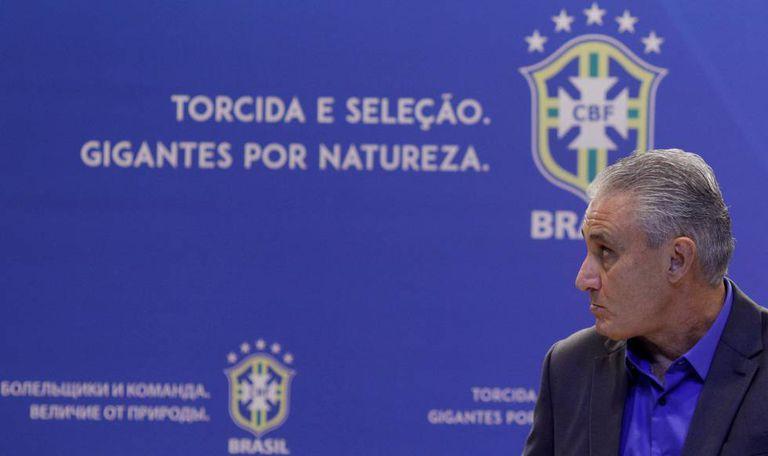 Tite definiu nesta segunda-feira os 23 convocados para a Copa do Mundo.
