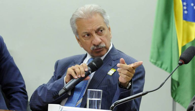O empreiteiro José Antunes Sobrinho, que revelou repasse de R$ 1 milhão para Temer em tentativa de delação premiada