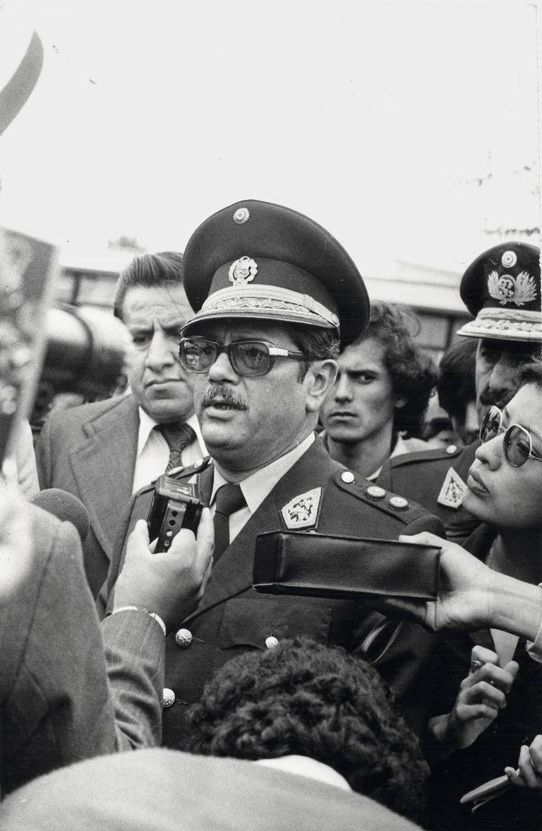 Luis Fernando Cisneros foi duas vezes ministro do Interior no Peru e dirigiu pessoalmente a repressão à dissidência política.