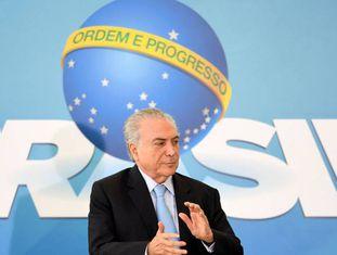 Presidente Michel Temer.