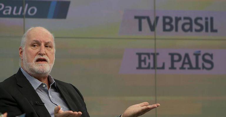 O candidato a prefeito de SP Ricardo Young (Rede).