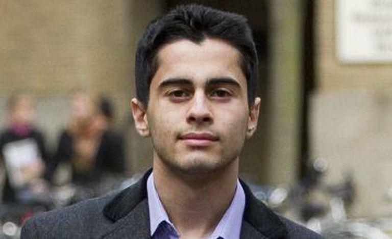 Mustafa al Bassam, 'Tflow'. Filho de uma rica família de imigrantes iraquianos radicados em Londres, foi preso aos 16 anos. Está em liberdade.