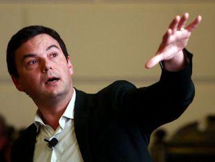 O professor e economista francês Thomas Piketty.