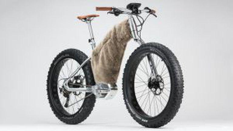 Bicicleta desenhada por Phillip Starck.