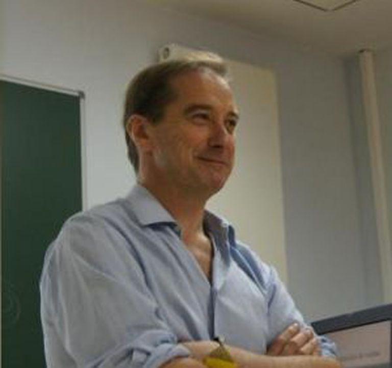 O médico espanhol Carlos Beristain.