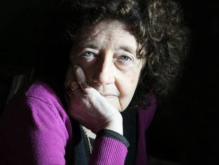 A poetisa Maria Teresa Horta