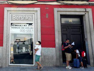 Apartamento turístico em Madri.