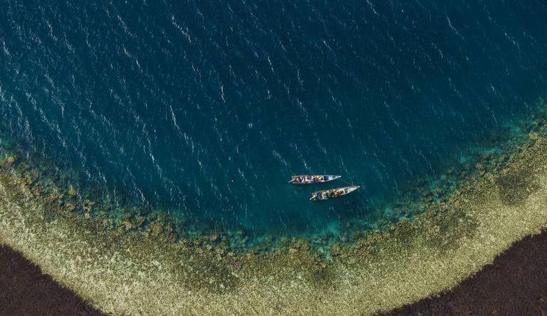 O golfo de Áden, em Dijbuti.