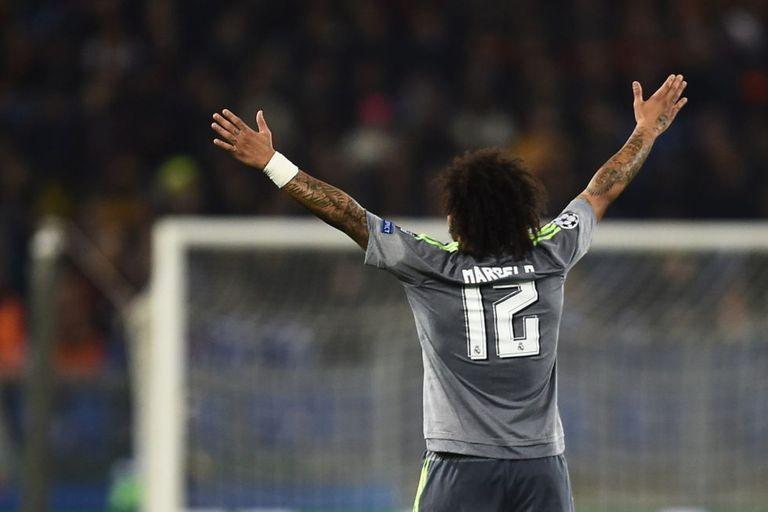 Marcelo está fora do clássico.