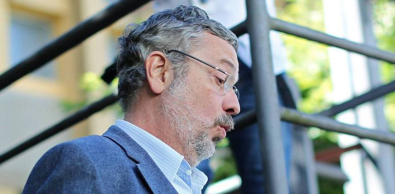 O ex-ministro Antônio Palocci, condenado pelo juiz Sergio Moro.