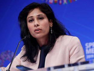 Economista-chefe do FMI, Gita Gopinath.