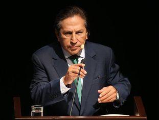 O ex-presidente peruano Alejandro Toledo, em uma foto de 25 de janeiro de 2016, em Lima.