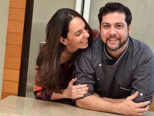 Adriana Canton e o marido Leo mudaram os hábitos de consumo e lazer.