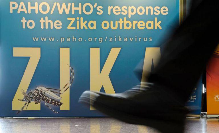 Brasil registrou 90.000 casos prováveis de zika nos últimos meses.