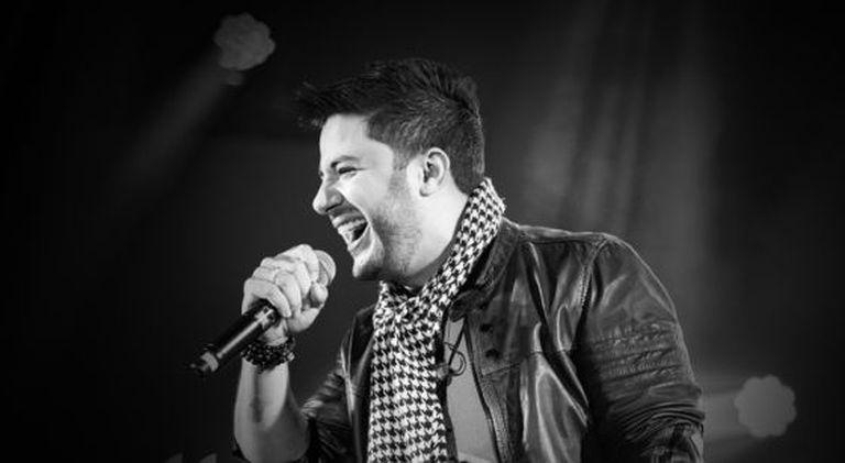 O cantor Cristiano Araújo, morto nesta quarta-feira.