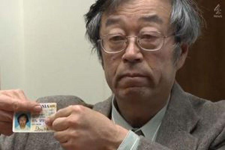 Dorian Satoshi Nakamoto quando apareceu para desmentir que fosse o criador do Bitcoin, como apontara a 'Newsweek'.