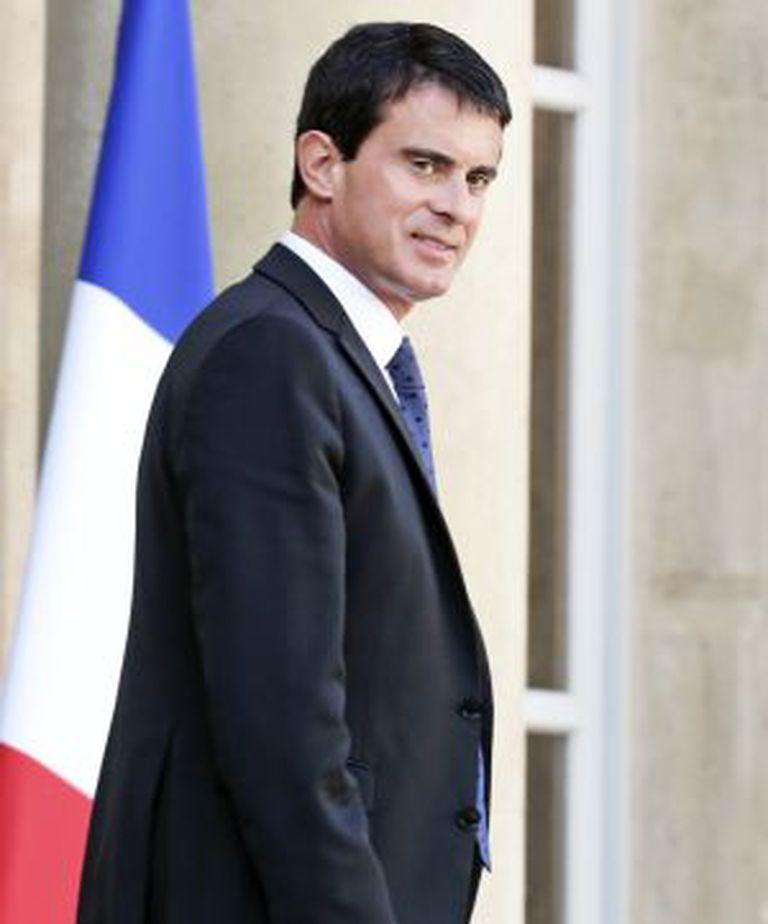 Manuel Valls, primeiro-ministro da França.