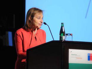 Susan Seagal, presidenta-executiva do Conselho das Américas.