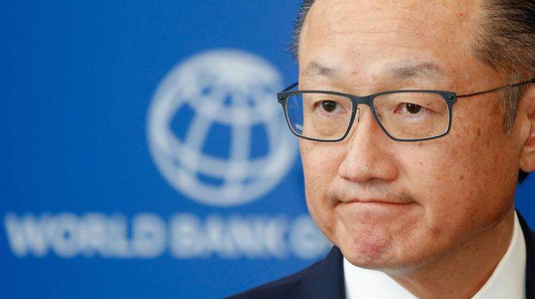 Jim Yong Kim, que pediu demissão da presidência do Banco Mundial.