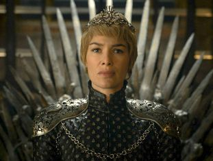 """Lena Headey em """"Game of Thrones."""