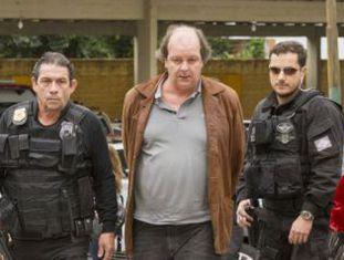 Jorge Zelada, ao ser preso em julho de 2015.