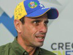 O ex-candidato à Presidência e líder oposicionista da Venezuela analisa os resultados das eleições e suas consequências