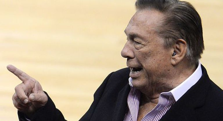Donald Sterling, o dono de Los Angeles Clippers.