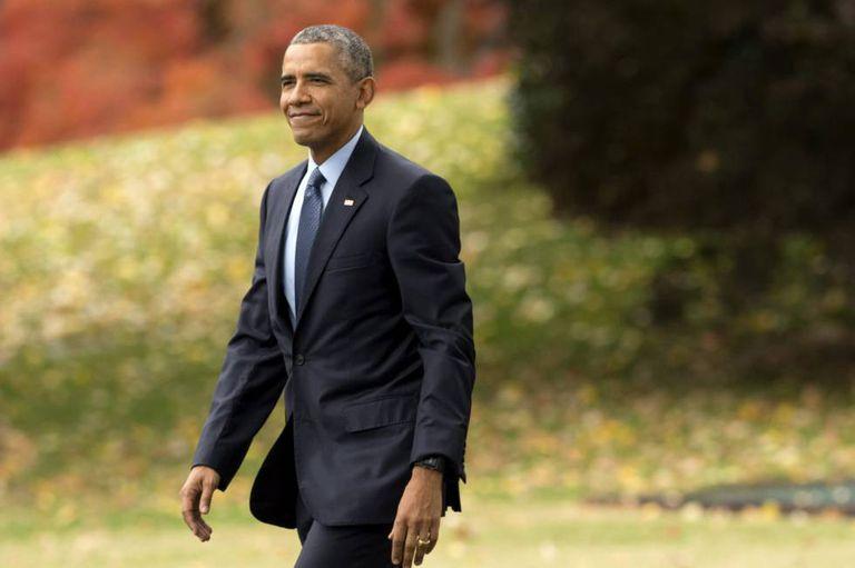 Barack Obama, no início de dezembro.