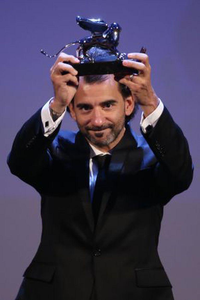 Pablo Trapero, premiado com o Leão de Prata por 'El clán'.