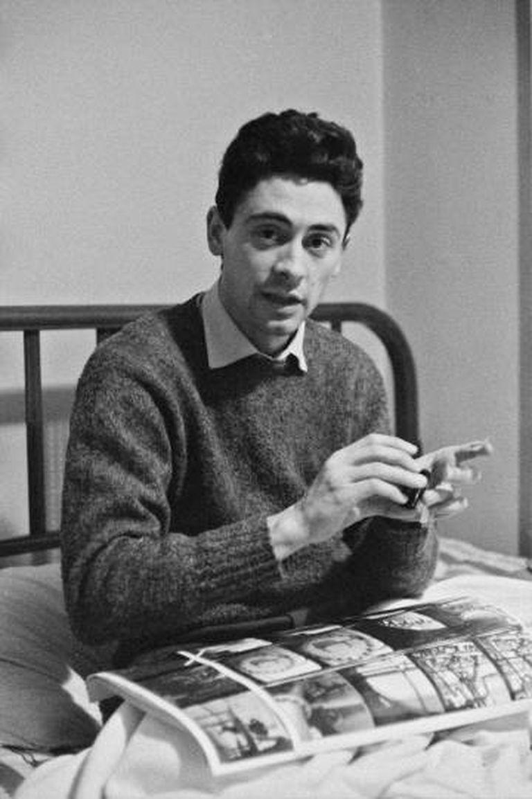 Sergio Larrain em Paris, 1959.