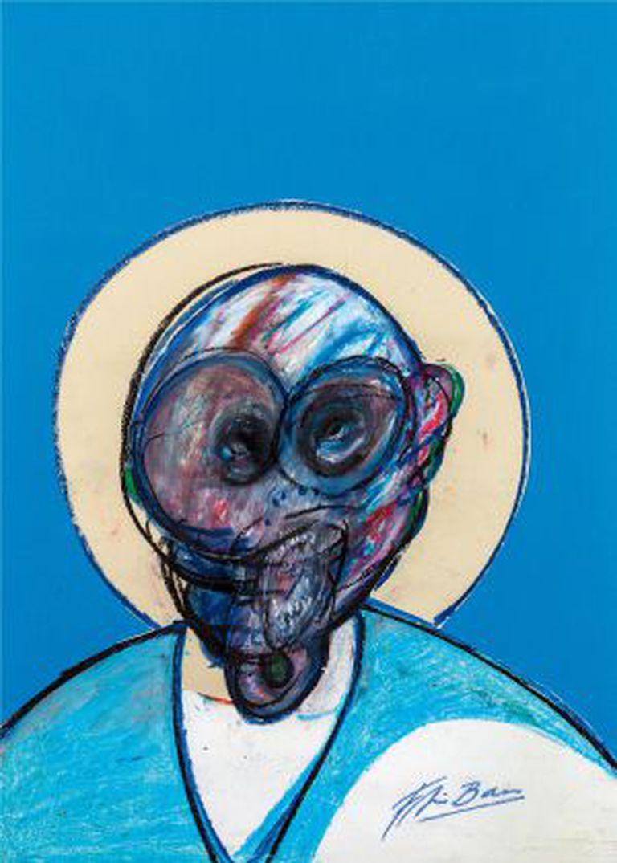 'Retrato', de Francis Bacon.