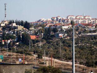 Assentamento judaico de Ariel, um dos maiores da Cisjordânia.
