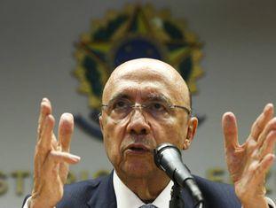 Henrique Meirelles anuncia nova meta fiscal de 2016. Foto de arquivo