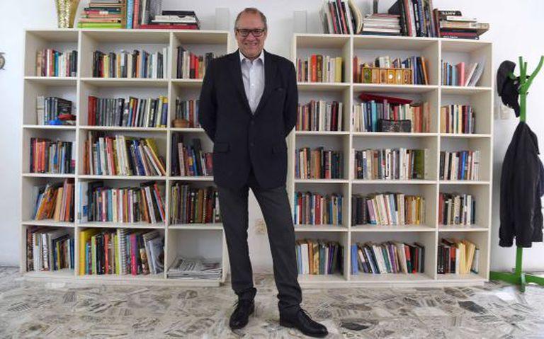 O historiador cubano Rafael Rojas.