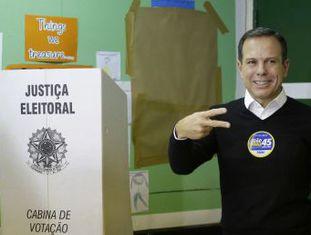 Número de votos  não úteis  na capital paulistas foi maior do que o da eleição municipal passada