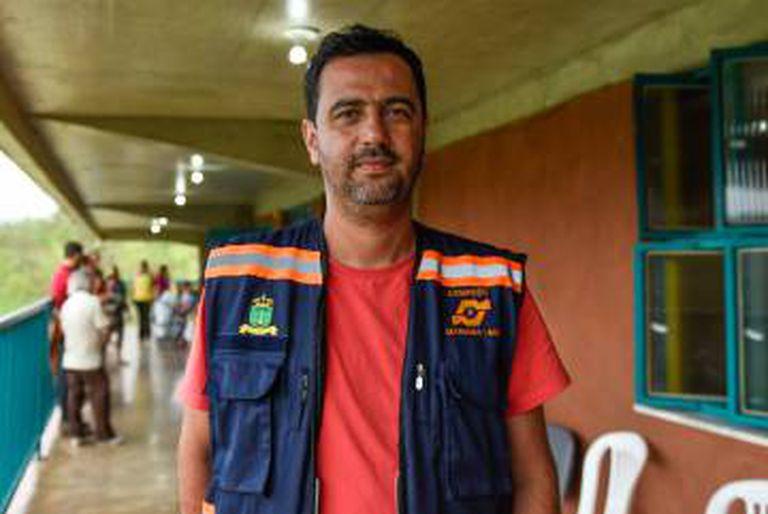 O prefeito de Mariana, Duarte Júnior (PPS)