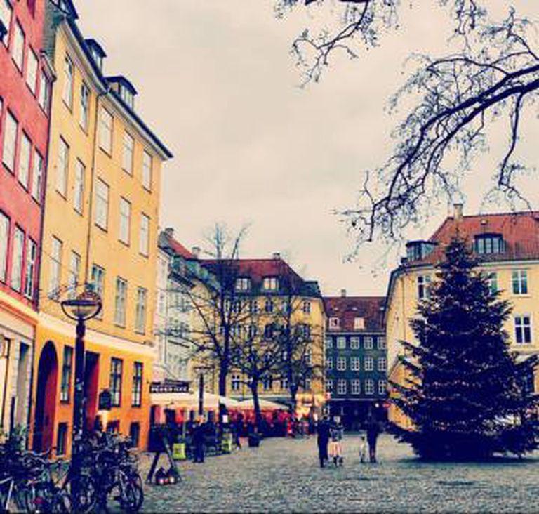 Uma idílica imagem de Copenhague, a cidade mais feliz do mundo (segundo os rankings)