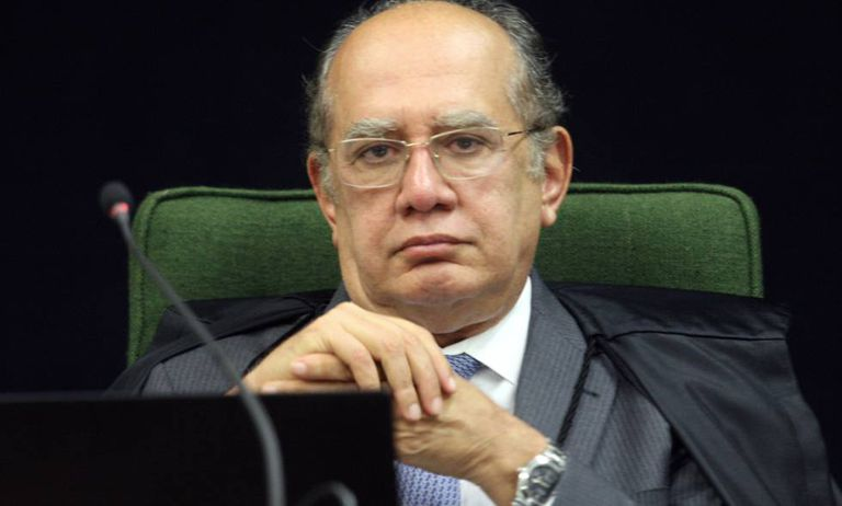 O ministro do Supremo, Gilmar Mendes.