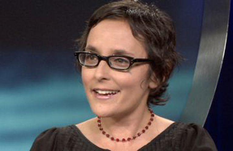 A antropóloga canadense Gabriella Coleman, uma das maiores especialistas no tema.