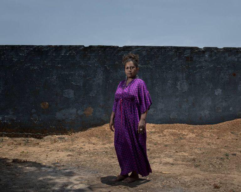 Fátima Barros em Balsas (Maranhão)