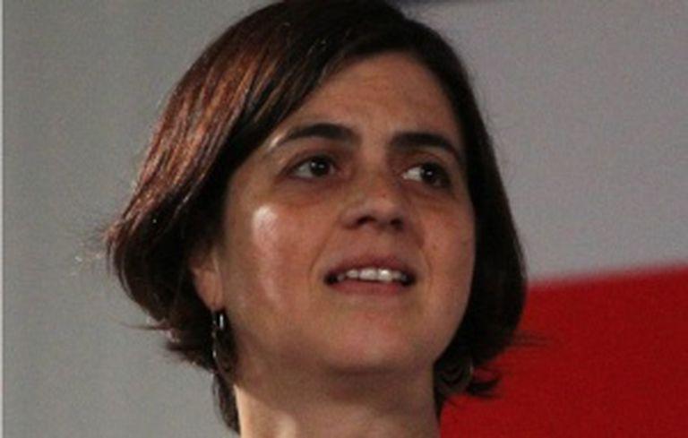A ministra Claudia Pascual.