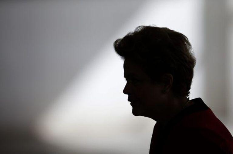 A presidenta Dilma Rousseff, na última sexta-feira.
