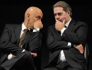 O ministro Alexandre Moraes é o relator do inquérito do STF sobre fake news, aberto após pedido de ofício do presidente Dias Toffoli.