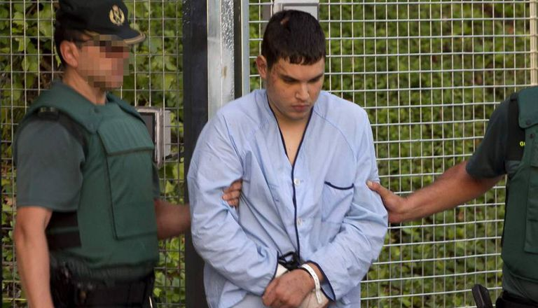 Mohamed Houli, suspeito dos atentados de Barcelona e Cambrils