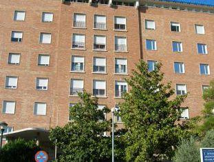 Fachada do hospital Virgen de la Salud de Toledo, na Espanha, onde o idoso está internado.
