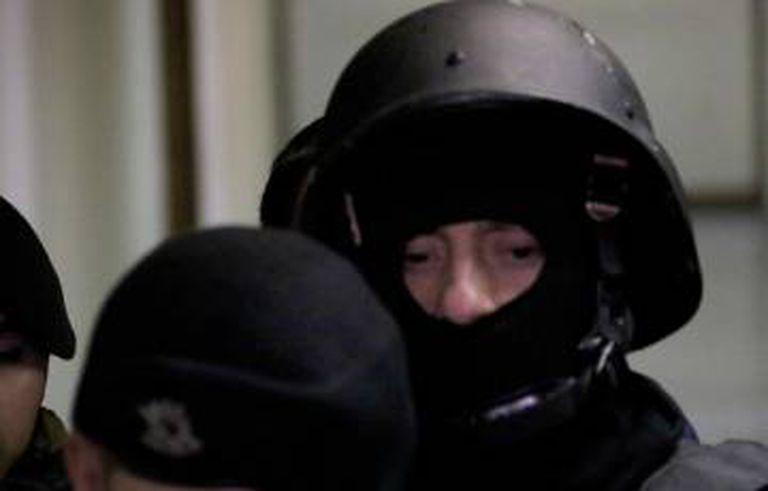 Pérez Corradi, preso no Paraguai por tráfico de efedrina