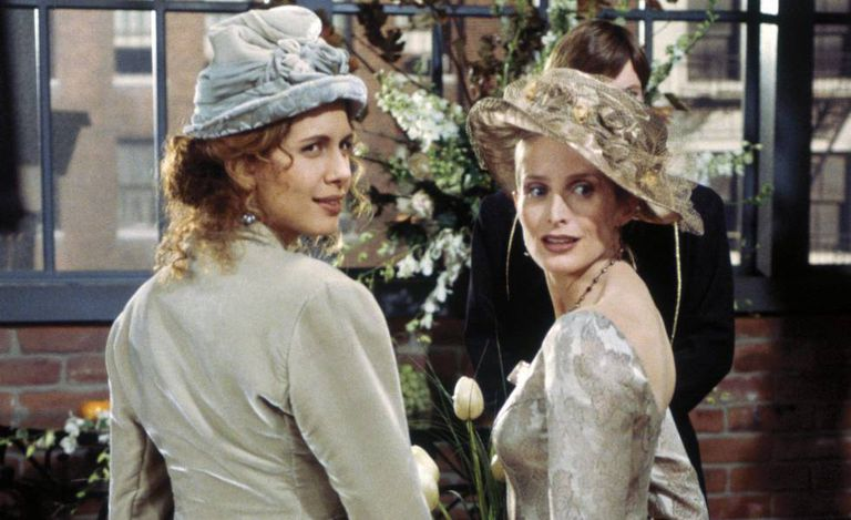 Fotograma do episódio de 'Friends' em que duas mulheres se casam, emitido em janeiro de 1996.